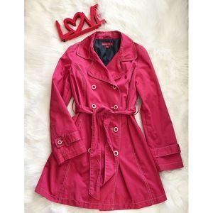 Merona Fashionable Blazer Pink Lady Size S ( 550 )